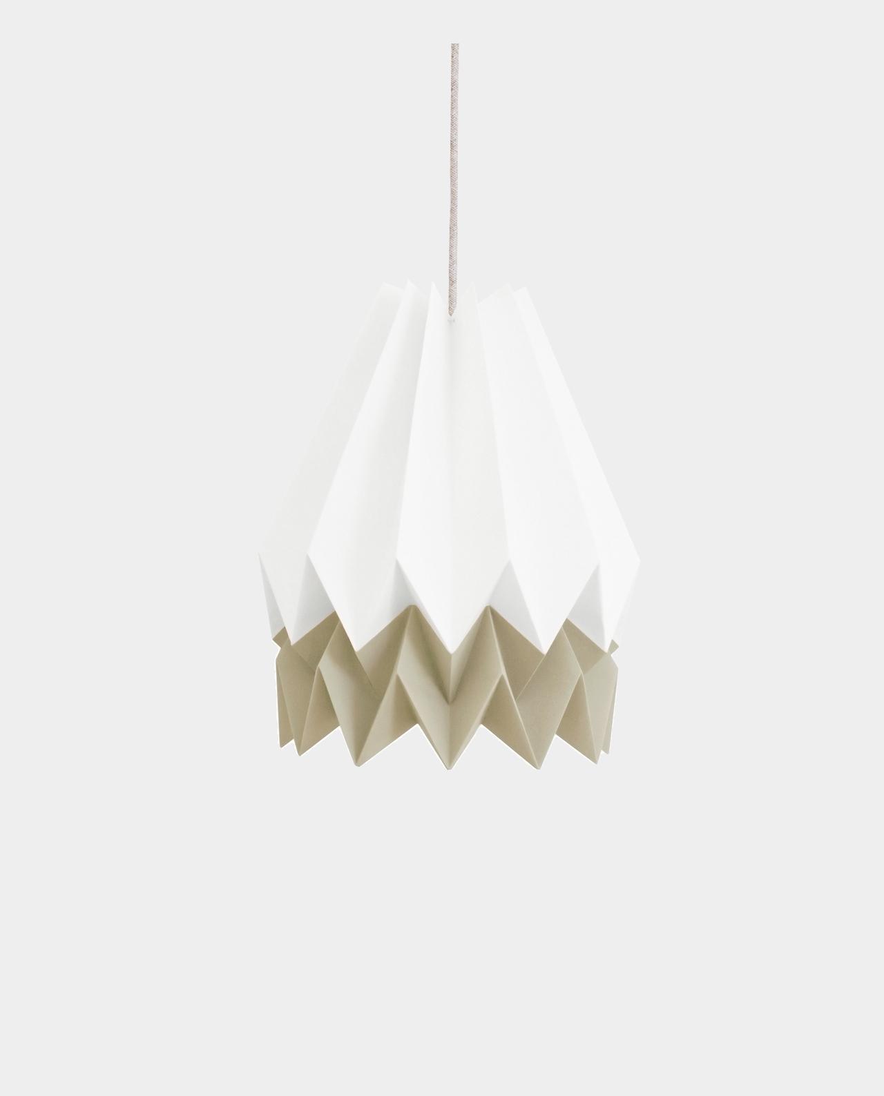 papierlampe barra white jetzt online kaufen. Black Bedroom Furniture Sets. Home Design Ideas