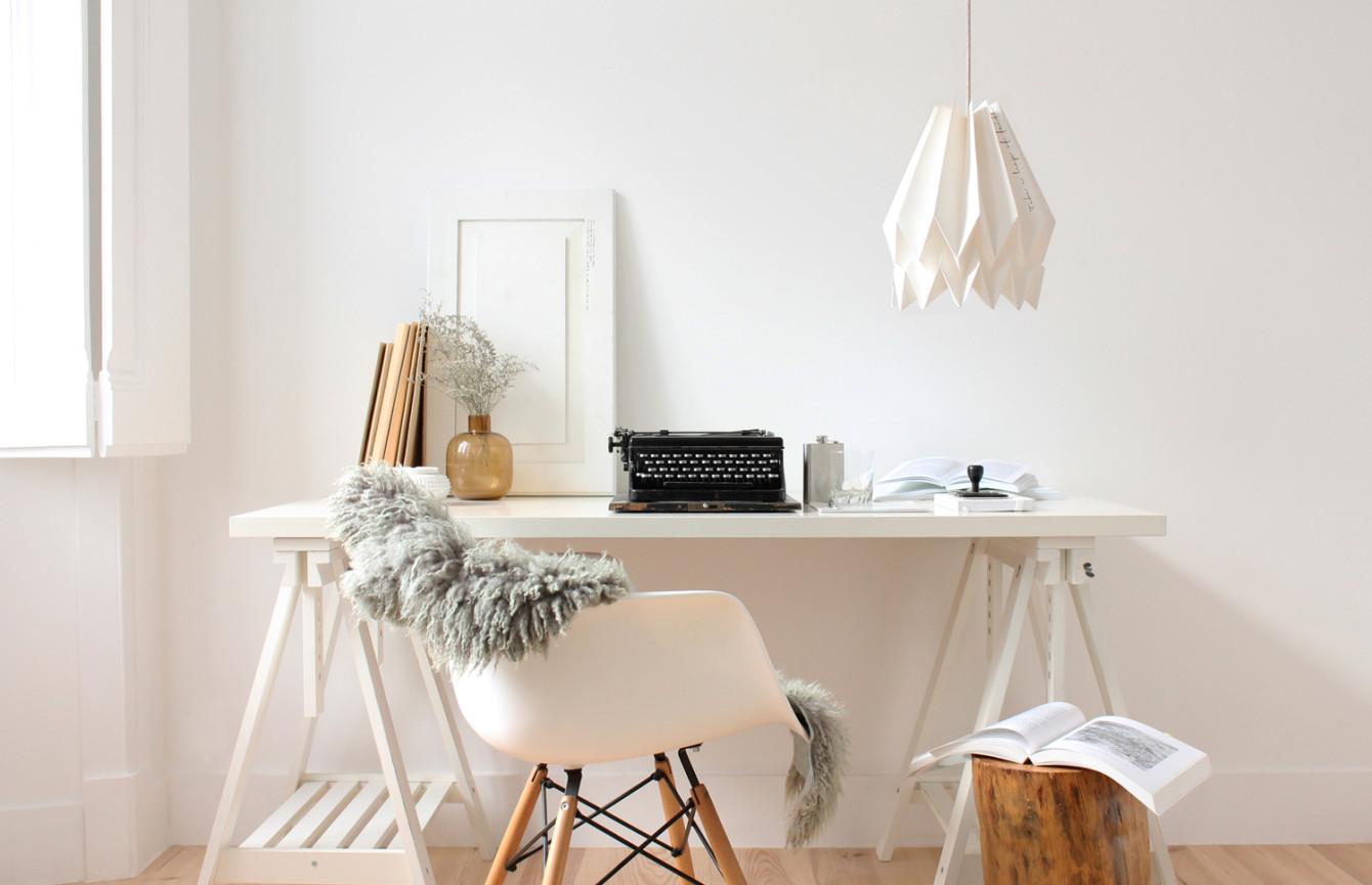 Blog Eintrag Orikomi Papierlampe
