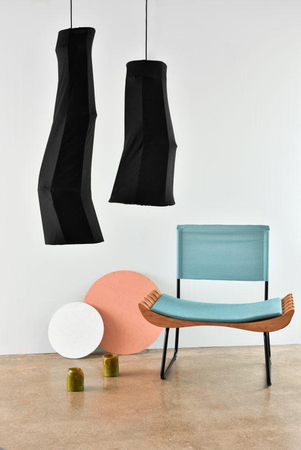 Design stoffleuchte iska jetzt online kaufen for Designer wohnaccessoires