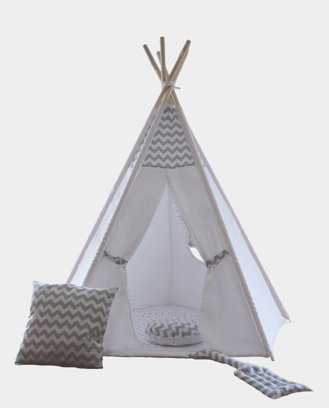 tipi kinderzelt kimama jetzt online kaufen. Black Bedroom Furniture Sets. Home Design Ideas