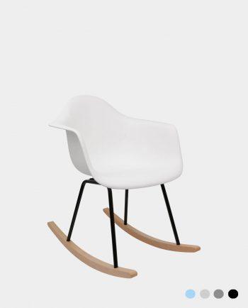 schaukelstuhl modern design rar evo schweiz