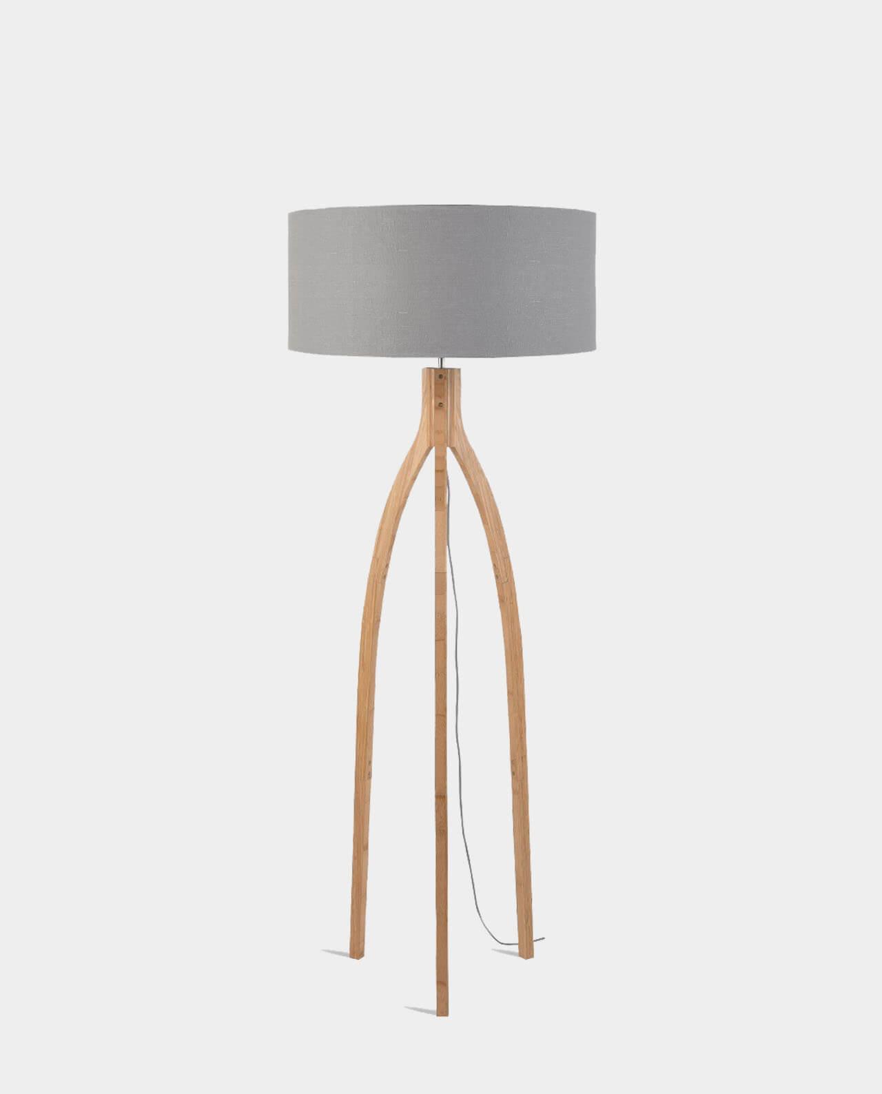 Design stehlampe annapurna jetzt online kaufen for Designer wohnaccessoires