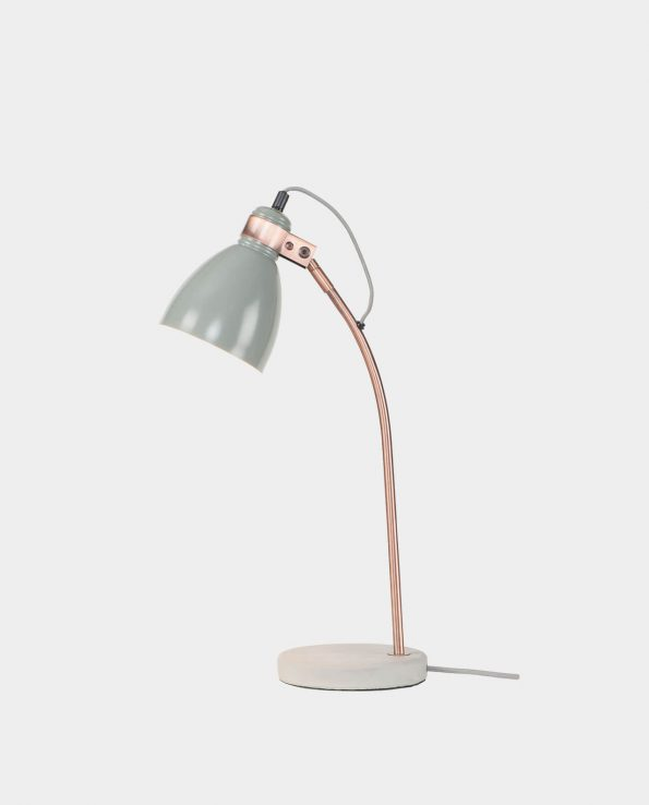design schreibtischlampe denver m bel deko f r dein. Black Bedroom Furniture Sets. Home Design Ideas