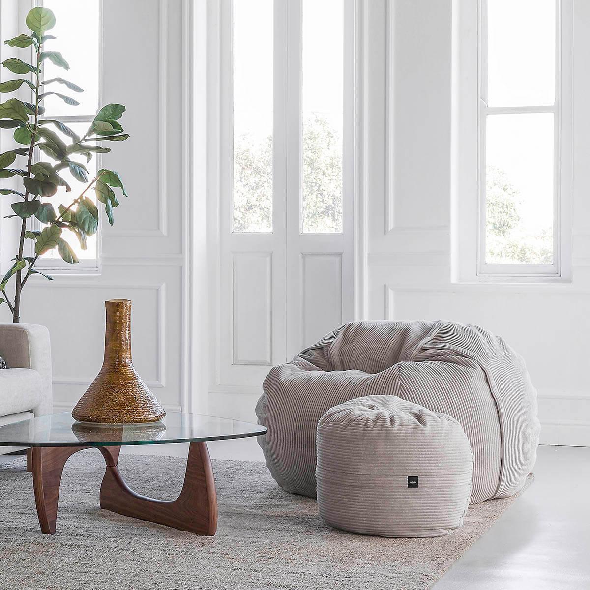 fu hocker cord jetzt online kaufen. Black Bedroom Furniture Sets. Home Design Ideas