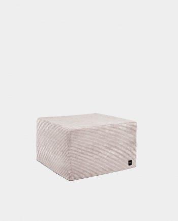 Sitzhocker BLOC CORD