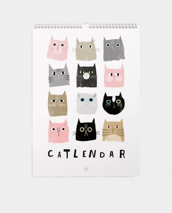 Wandkalender CATISFACTION