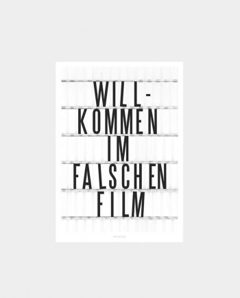 Print FALSCHER FILM