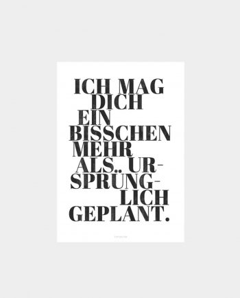 Print GEPLANT