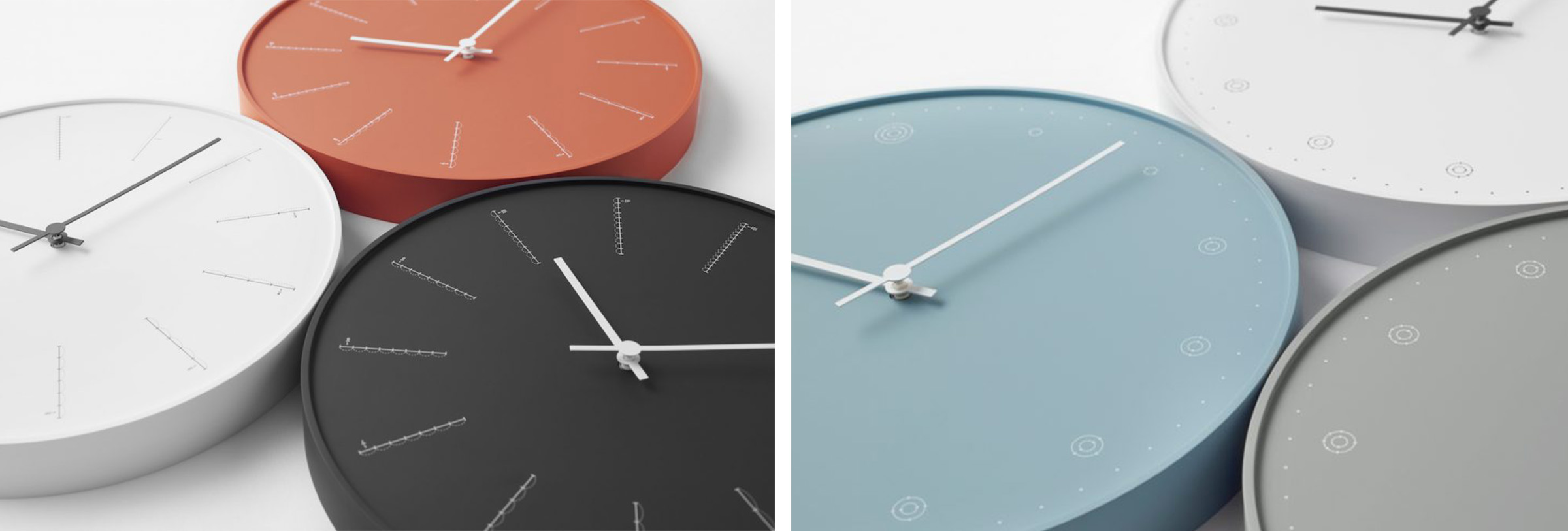 wanduhr modern hochwertig online kaufen satamo. Black Bedroom Furniture Sets. Home Design Ideas