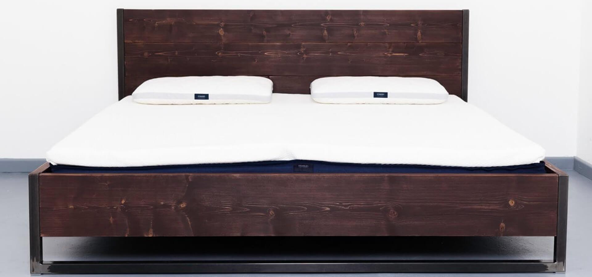 Bett Aus Altholz Entdecke Einzigartige Bettgestelle Satamo