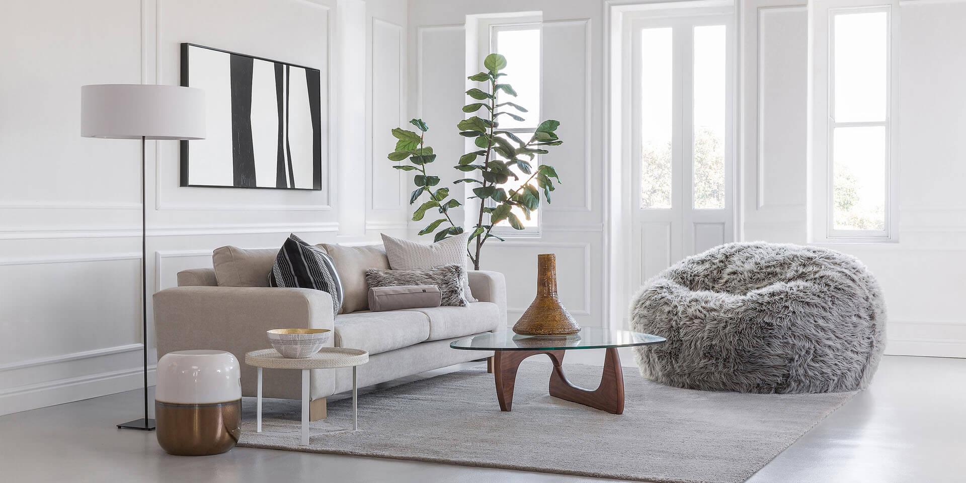 riesen sitzsack fell jetzt online bestellen satamo. Black Bedroom Furniture Sets. Home Design Ideas
