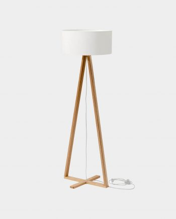 Stehlampe TALES WHITE