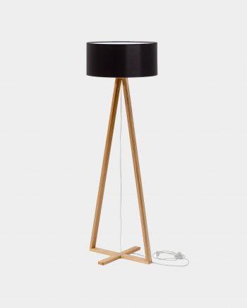 Stehlampe TALES BLACK