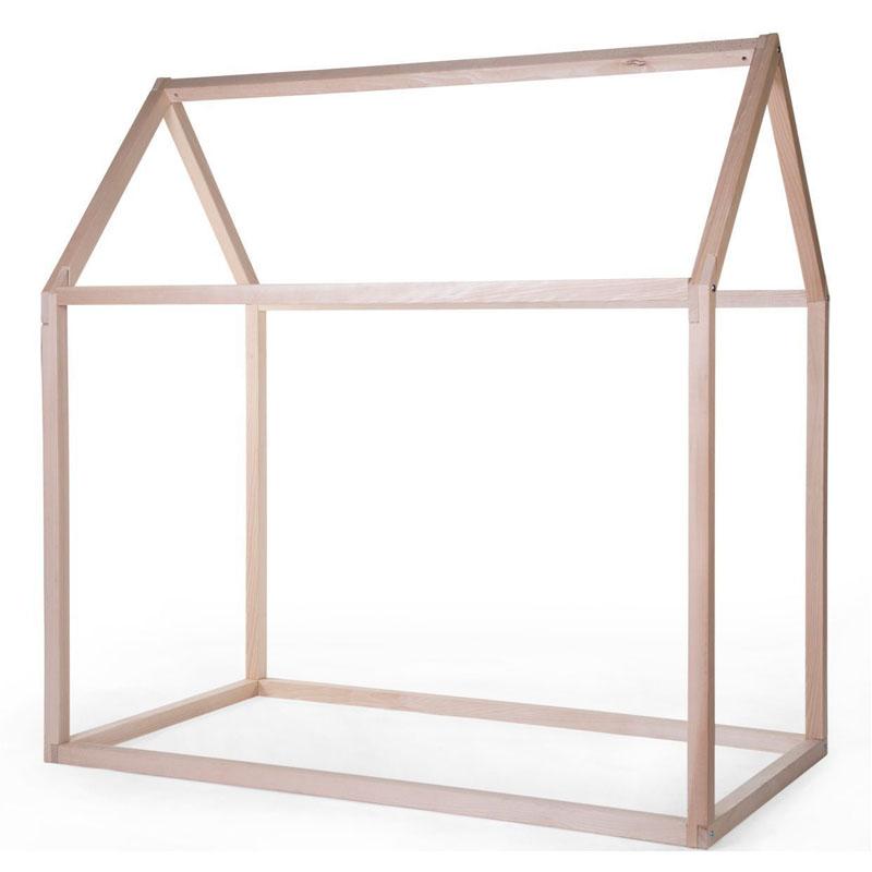 hausbett kaufen in den gr en 90x200 und 70x140 satamo. Black Bedroom Furniture Sets. Home Design Ideas