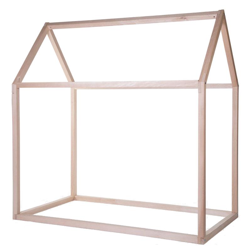 hausbett f rs kinderzimmer online kaufen satamo. Black Bedroom Furniture Sets. Home Design Ideas