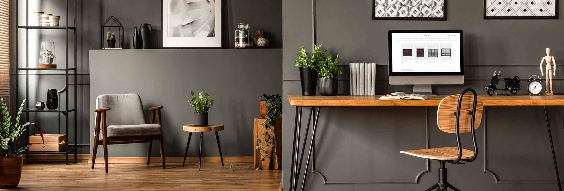 Schreibtisch Industrial Design online kaufen | Satamo