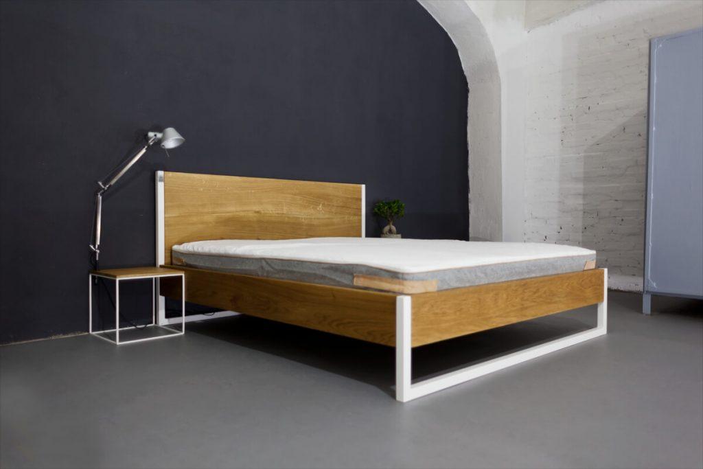 Bett 160x200 Holz Jetzt Bequem Online Kaufen Satamo