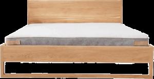 Echtholzbett - Bett 240x200 - Bett 270x200 - Familienbett 240x200 - Familienbett 270x200